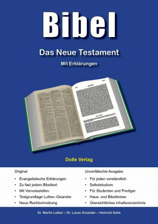 Bibel Das Neue Testament