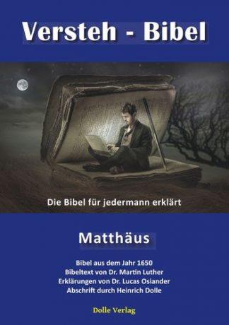 Versteh Bibel - Matthäus